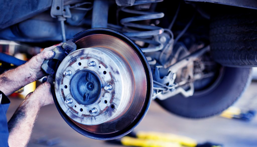 Car Suspension & brakes Worthing